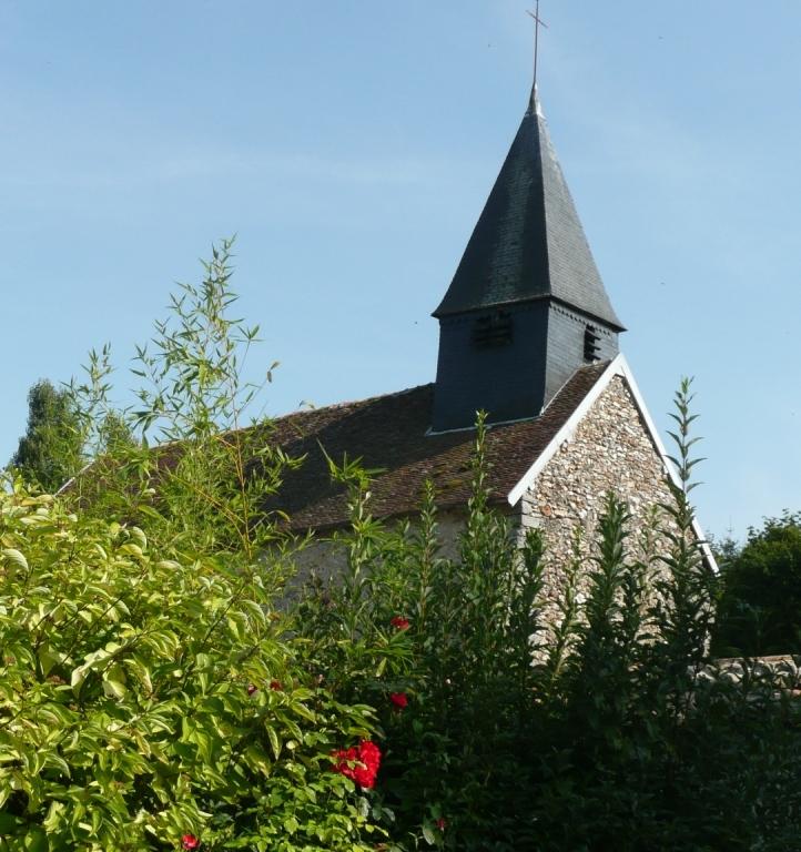 Eglise de Bannay