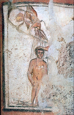 Baptême Romain