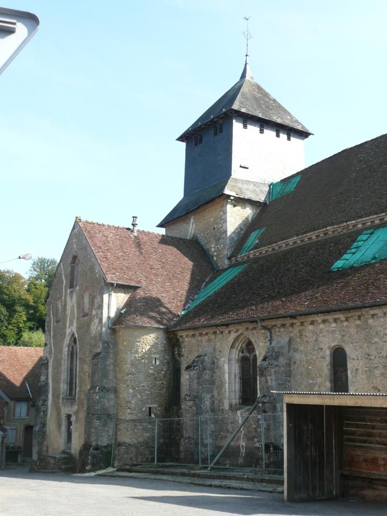 Eglise de Baye
