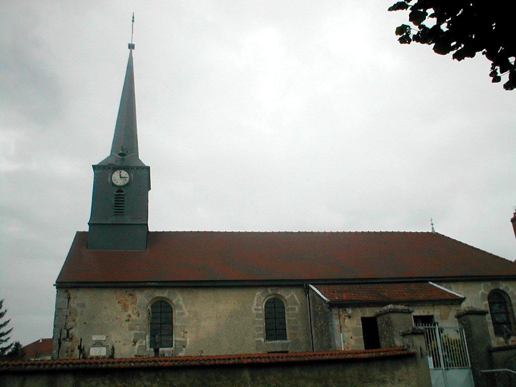Eglise de Chaltrait