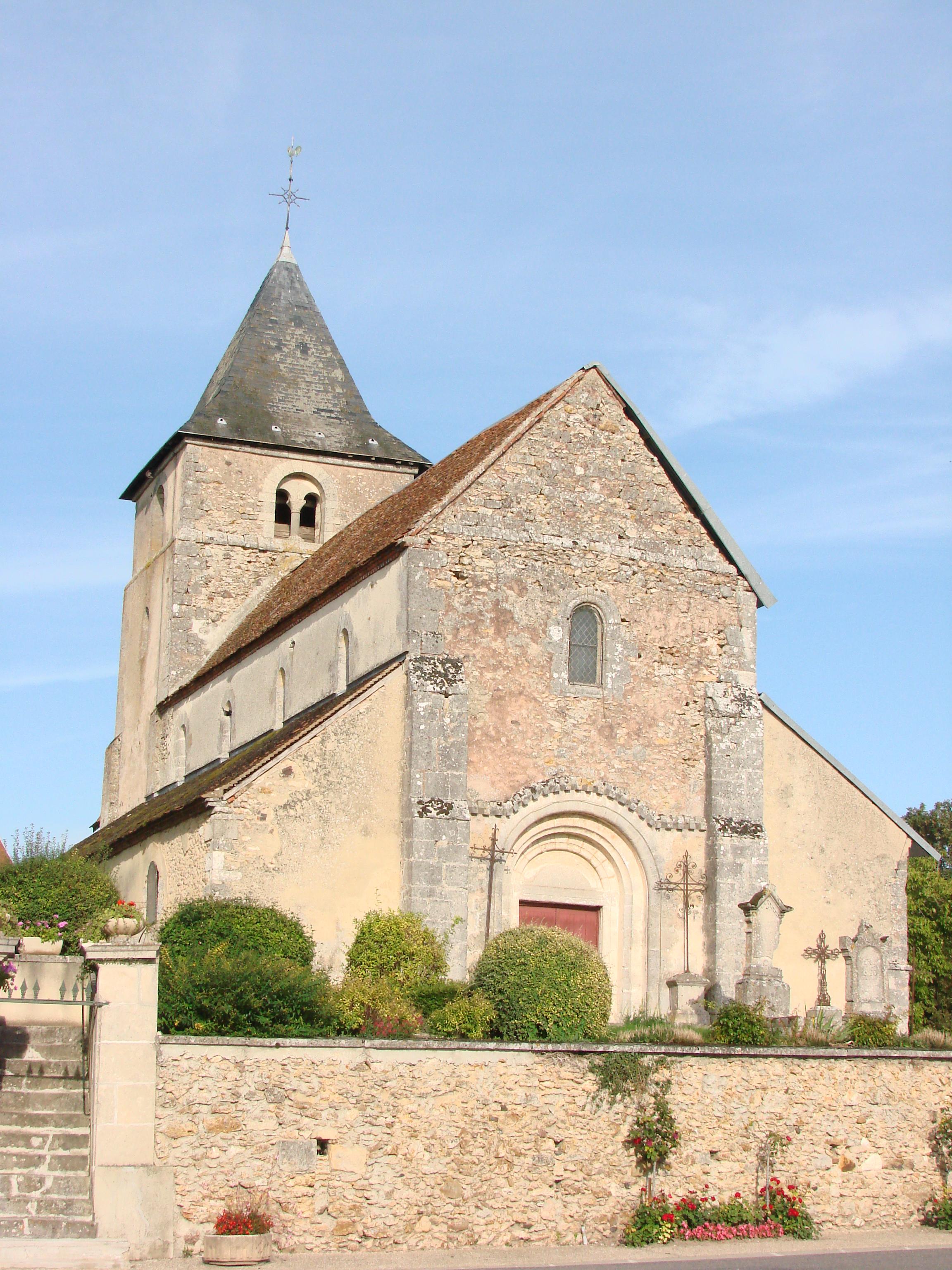 Eglise de Coizard