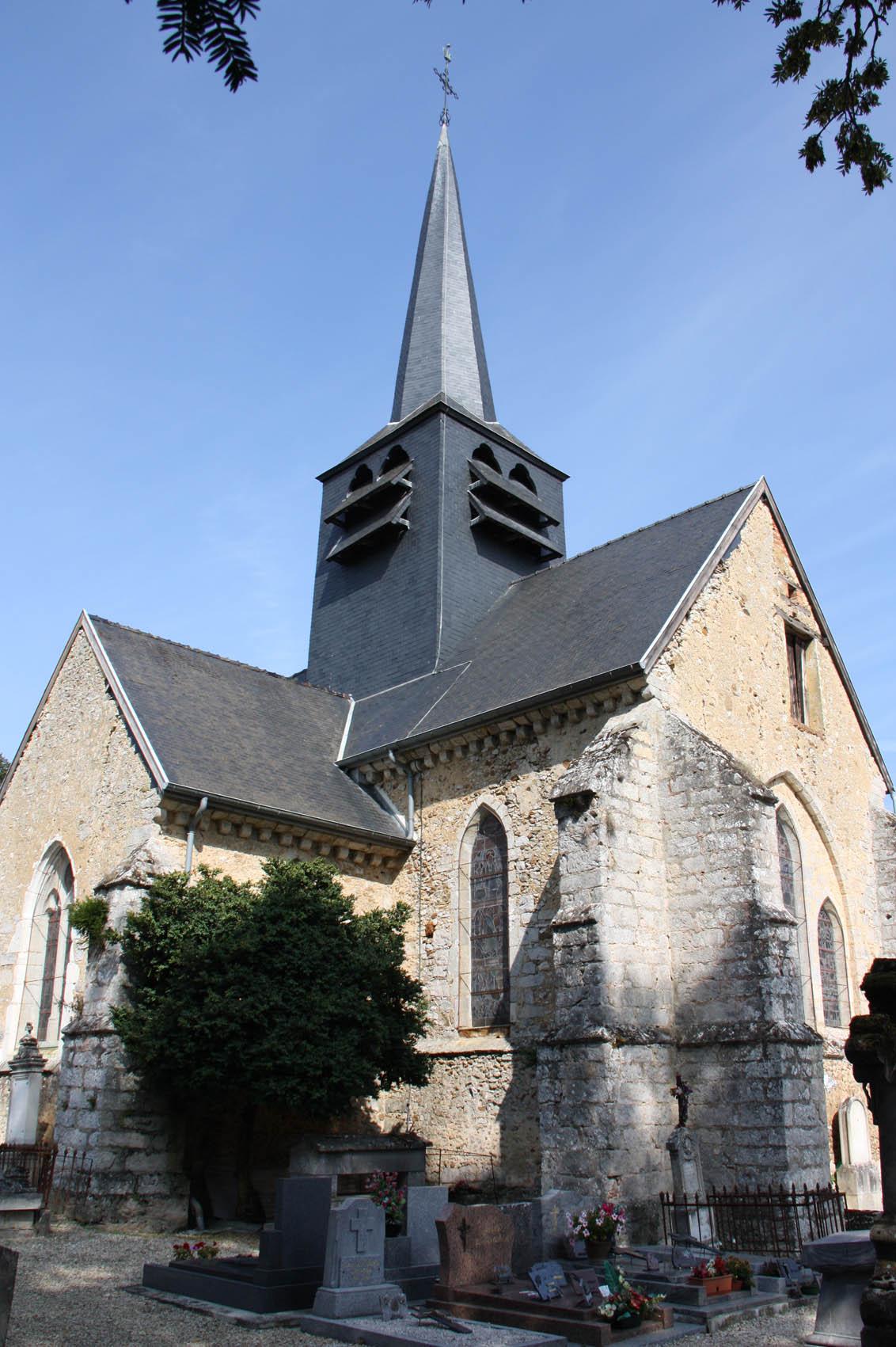 Eglise de Congy