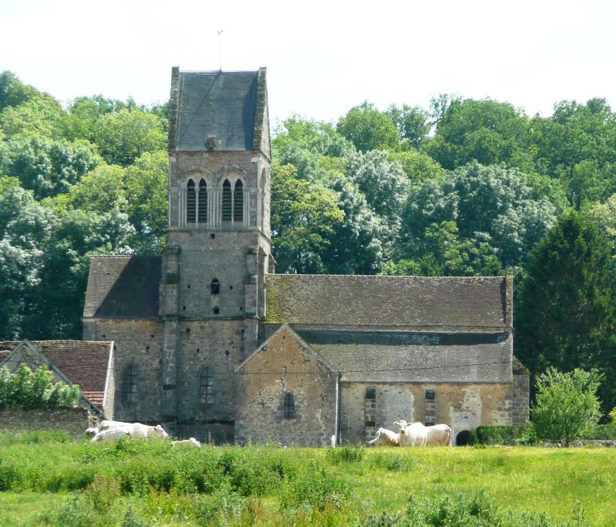 Eglise de Corribert