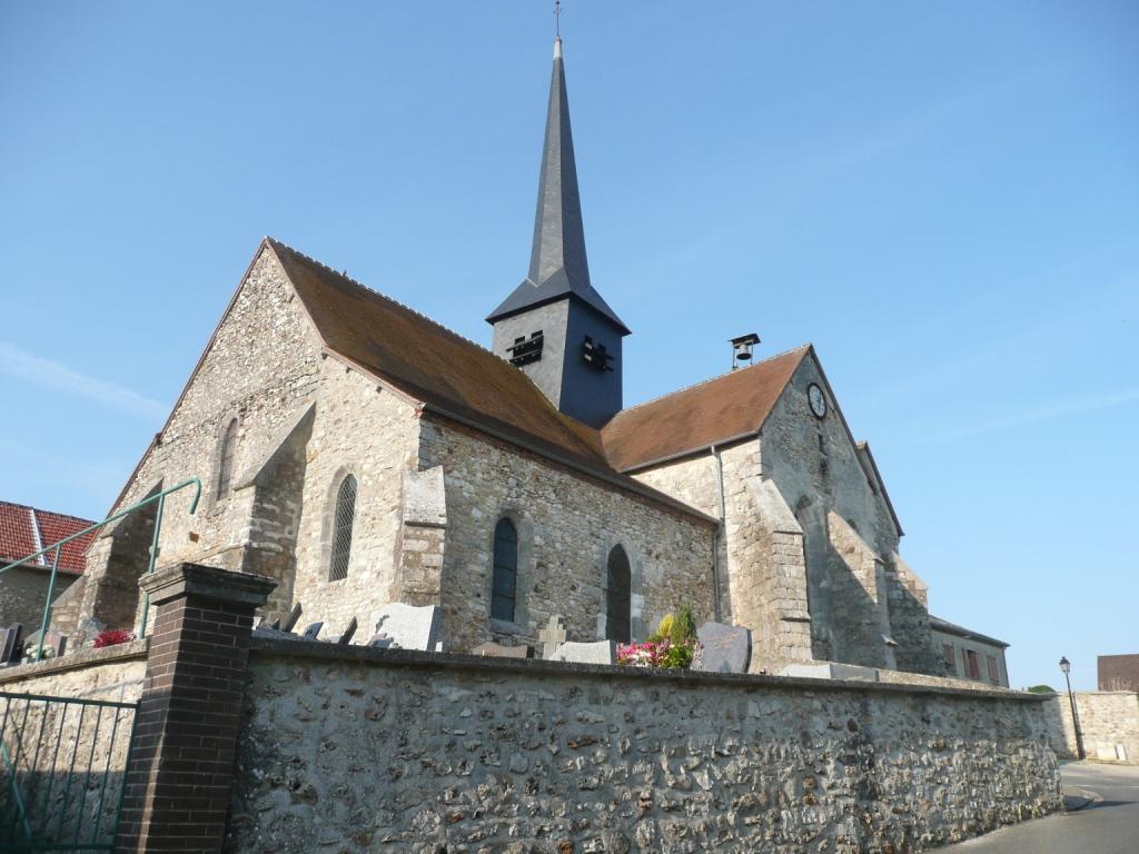 Eglise de Fèrebrianges