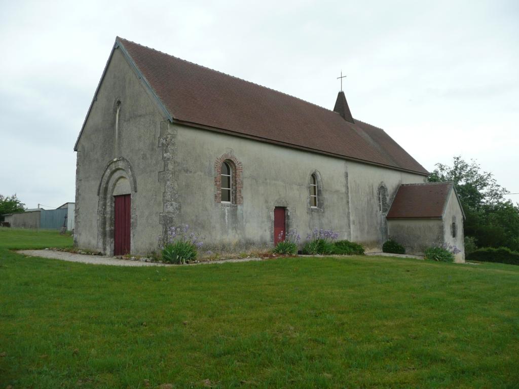 Eglise de Joches