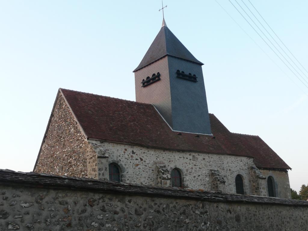 Eglise de La Caure