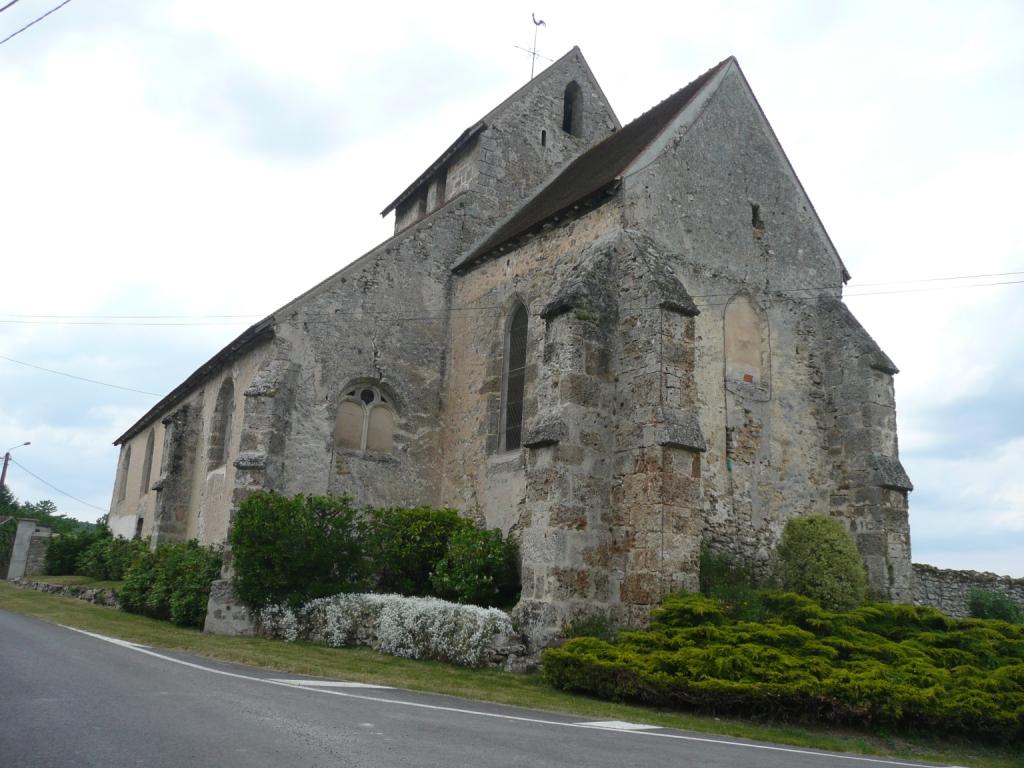 Eglise de la Ville ss Orbais
