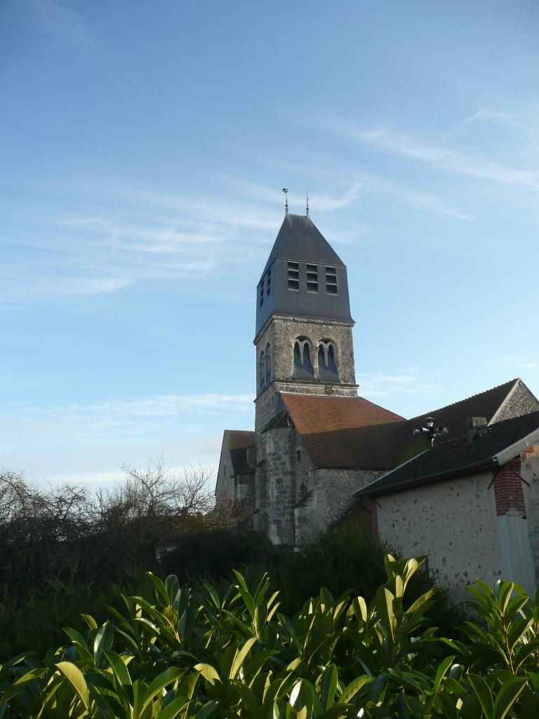 Eglise du Breuil