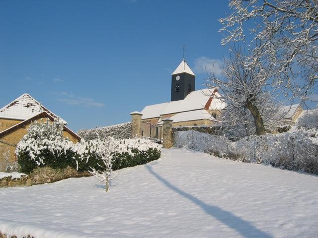 Eglise de Mareuil en Brie