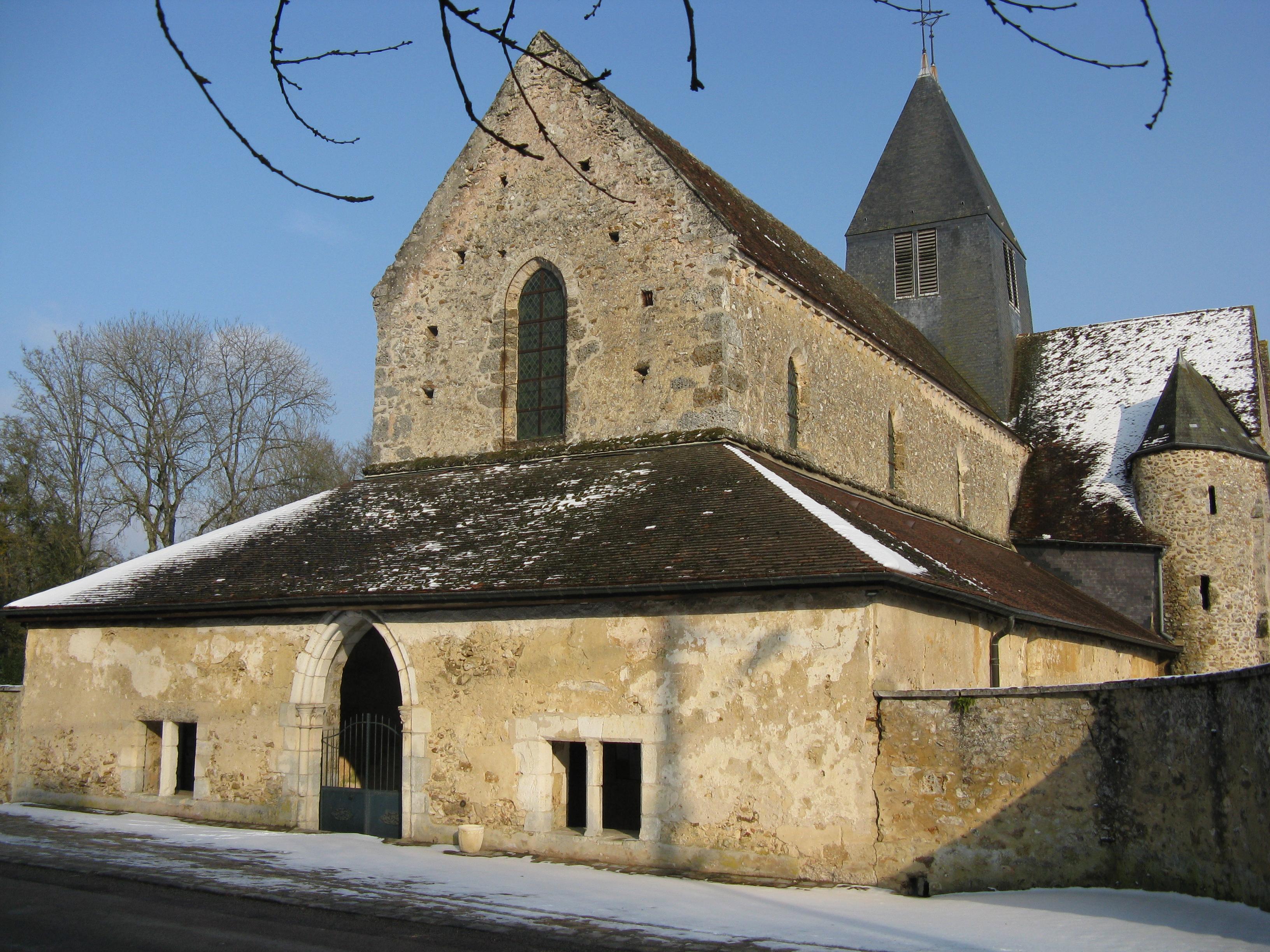 Eglise de Montmort