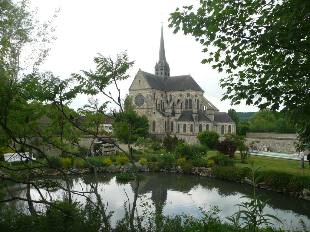 Eglise d'Orbais l'Abbaye