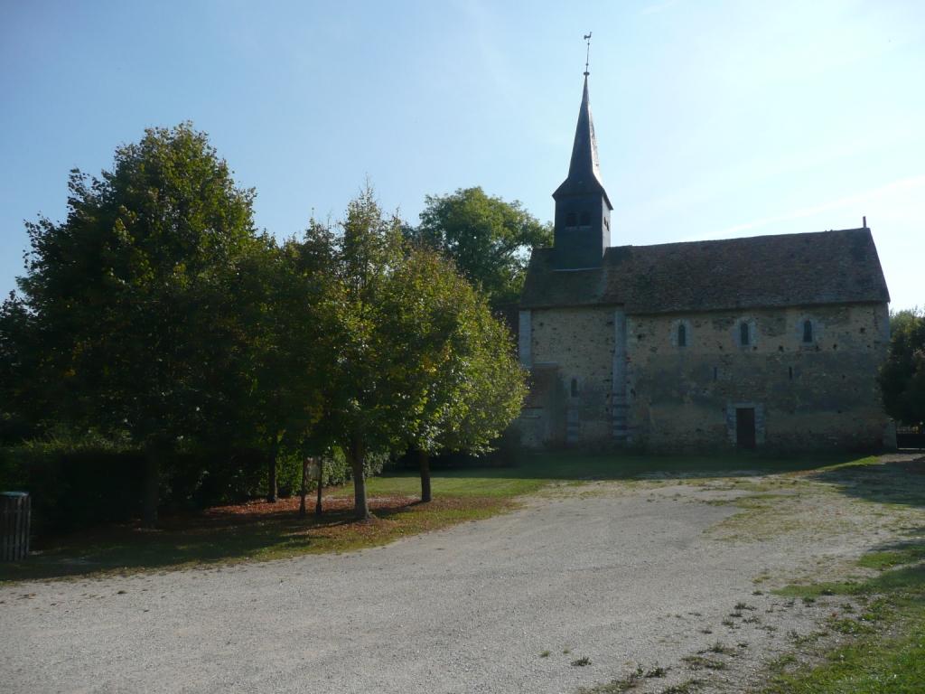 Eglise de Saint Prix