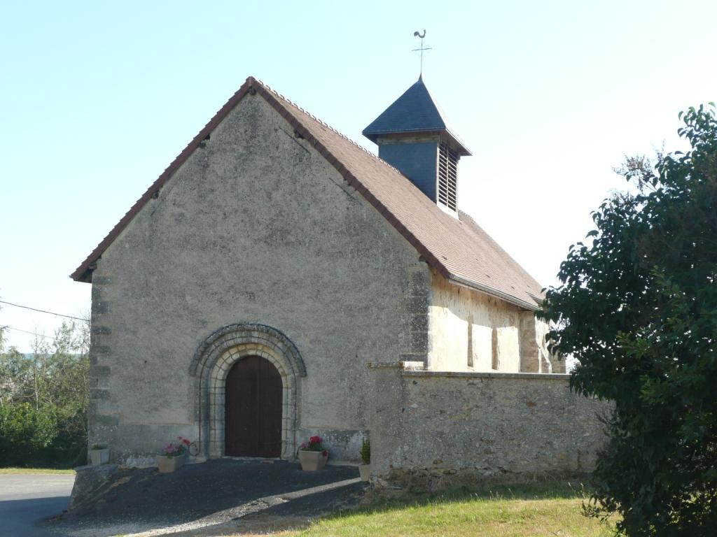 Eglise de Toulon la Montagne