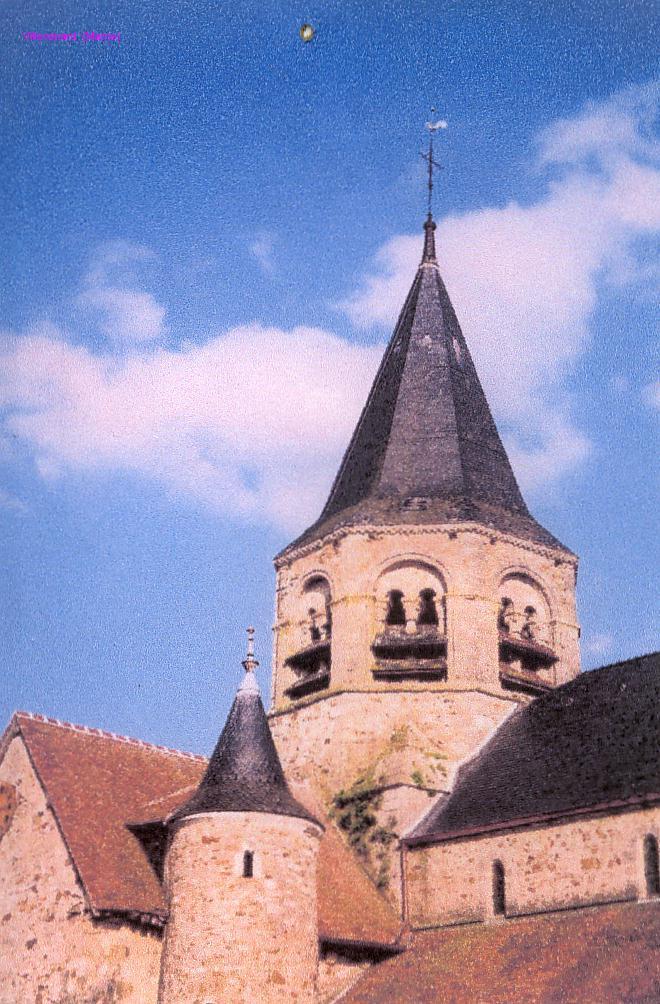 Eglise de Villevenard